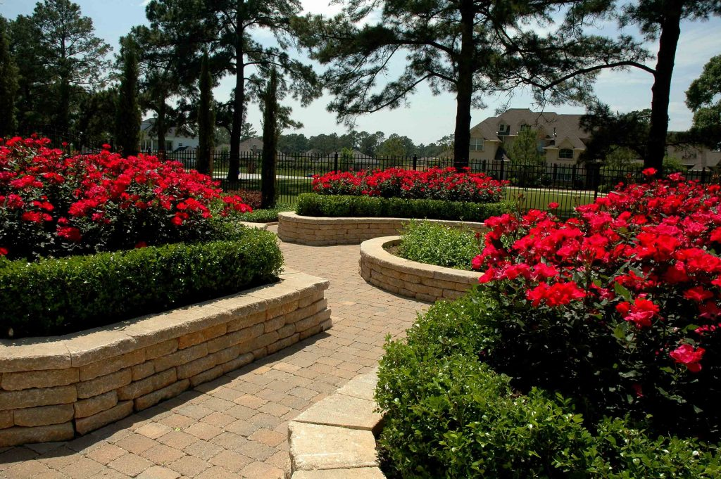 Hardscape Design Houston,TX .Hardscape Retaining Walls ...